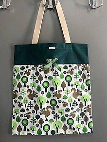 Nákupné tašky - Nákupná taška - Hurá do lesa - 9673901_
