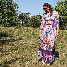 Šaty - Šaty maxi na letní dny... - 9675511_
