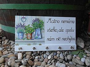 Nábytok - Vešiak pre Janku - 9675576_