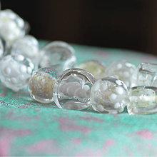 Náhrdelníky - Vinutkový náhrdelník - 9677341_