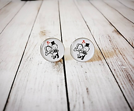 Šperky - Manžetové gombíky - 9675095_