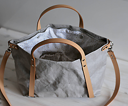Veľké tašky - Kabelka - taška na kočík (väčšia) - 9676532_