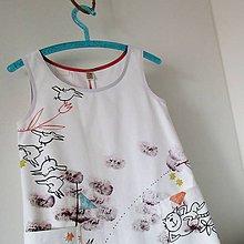 Šaty - TAK TROCHU CRAZY - lněné šaty - 9676507_