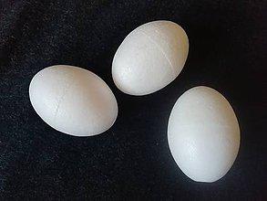 Polotovary - Polystyrénové vajíčka - 9676821_