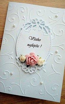 Papiernictvo - blahoželanie k sviatku - 9677217_