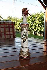 Nádoby - Fľaša - Elegant - 9680193_