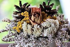 Dekorácie - Kvetinový box - 9678445_