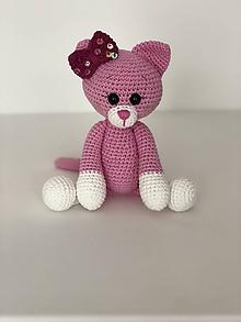 Hračky - Mačka Kitty / Kitty the Cat - 9678500_
