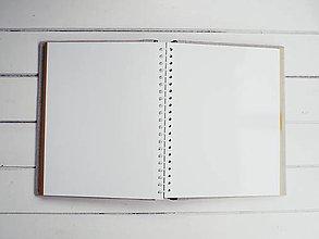 Papiernictvo - Fotoalbum (samolepiaci 60 strán A4 (strany fixné)) - 9678915_