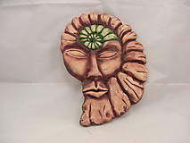 Dekorácie - Maska Gaia - 9679321_