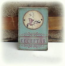 Papiernictvo - Receptár - 9679554_