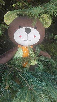 Hračky - Medveď Feri - 9680109_