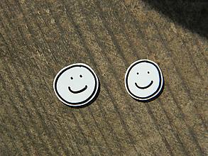 Náušnice - moje uši sú šťastné - 9682648_