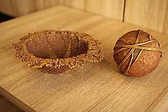 Dekoračná miska - čipka