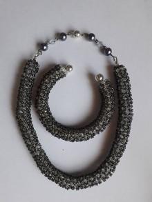Sady šperkov - Suprava Silver - 9681402_