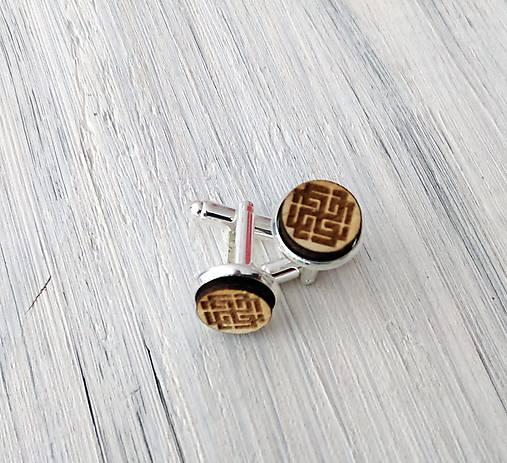 Manžetové gombíky - mini (