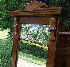 Zrkadlá - Rám na zrkadlo - 9682042_