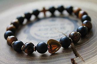 Šperky - Pánsky náramok z kameňov_ANDY - 9681101_