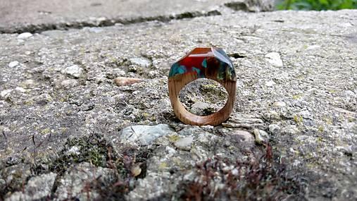 Blauvermell prsteň