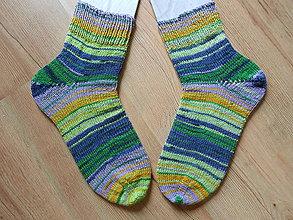 Obuv - Ponožky tajga - 9683973_