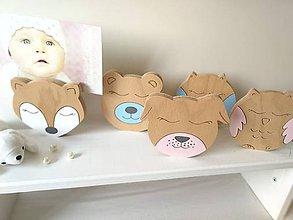 Detské doplnky - dekorácia - Roztomilé zvieratká - 9683607_