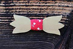 Doplnky - Motýlik Lisse - 9682917_