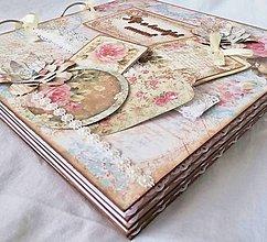 Papiernictvo - Svadobný album pre Máriu - 9683847_