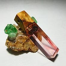 Náhrdelníky - Ružový šperk - 9683104_
