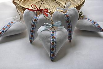 Drobnosti - Srdiečka dekoračné - 9684916_