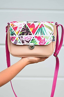 Kabelky - Lovely Day (floral) - 9688957_