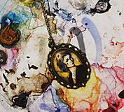 Náhrdelníky - Bumpkinovej šperk/ Zabudnutá nájdená - 9688480_