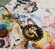 Náhrdelníky - Bumpkinovej šperk/ Zabudnutá nájdená - 9688481_