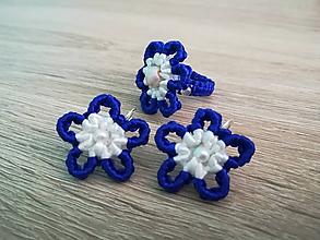 Sady šperkov - Kvetinkový set - 9687515_
