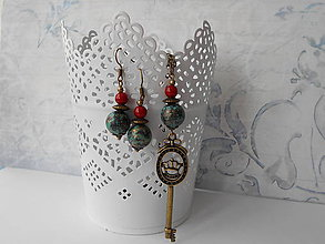 Sady šperkov - Kráľovský kľúč II. - 9687412_