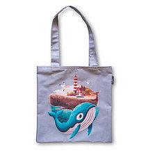 Nákupné tašky - Bag - Adventure Begins - 9686114_