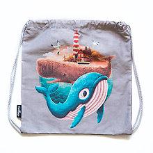Batohy - Backpack - Adventure begins - 9687016_