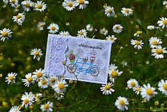 Papiernictvo - Pohľadnica Svadobná 2 - 9688499_