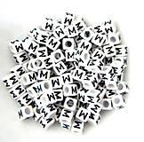 Korálky - Písmeno M - 9687783_