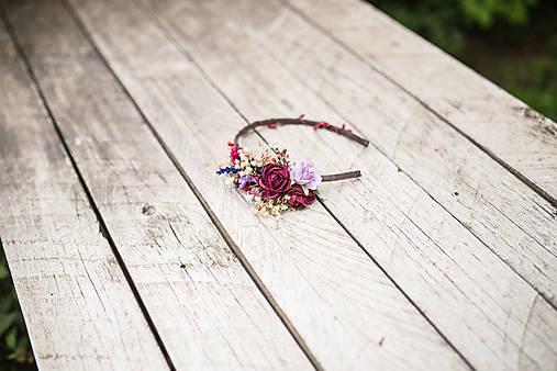 """Kvetinový set """" v tôni večera"""" - možnosť zakúpiť i samostatne"""