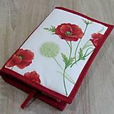 Úžitkový textil - Pre knihomoľov - Maky XL - 9686408_