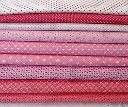 Textil - Bavlnené látky - 9687042_
