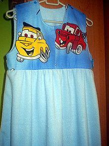 Úžitkový textil - letný vak na spanie - 9688458_
