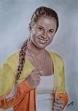 Kresby - Ukážka kresby A3 farebná - 9688396_