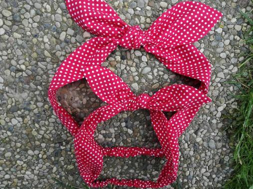 Pin - Up čelenky- mama a dcéra.   susugo - SAShE.sk - Handmade ... 01e2a905d03