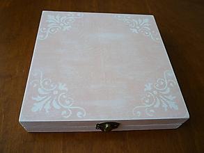 Krabičky - *krabička* - 9686181_