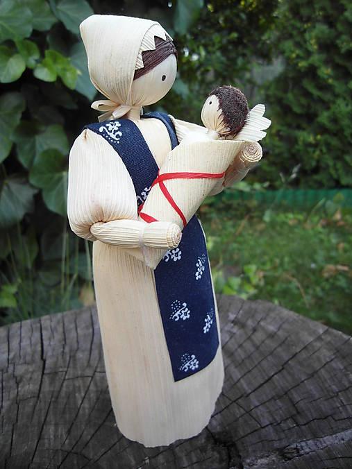 Šúpolienka s  bábätkom