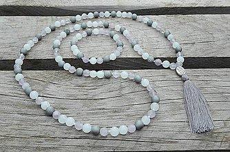 Sady šperkov - Set náramku a náhrdelníku - 9689732_