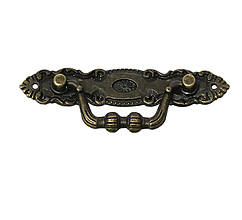 Komponenty - Kovová úchytka-Sisi - 9690196_