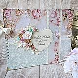 Papiernictvo - Svadobný fotoalbum - 9691718_