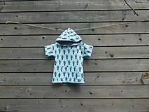 Detské oblečenie - Tričko s kapucňou - 9692555_